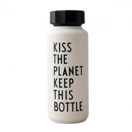 Thermo Bottle - White Kiss