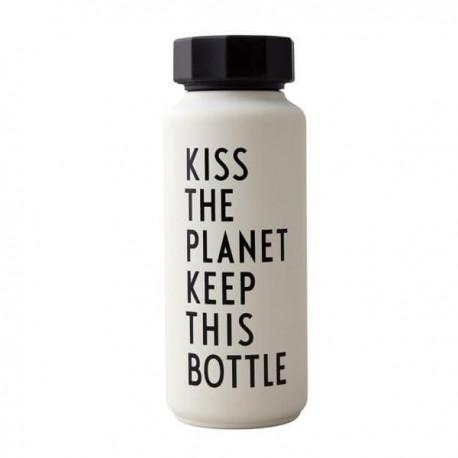 Thermo Bottle - White Kiss