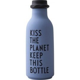 To Go Water Bottle - blue