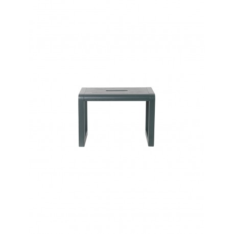 Little Architect stool - dark blue