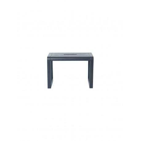 Little Architect stool - dark green
