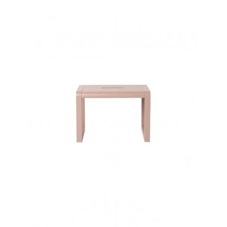 Little Architect stool - rose