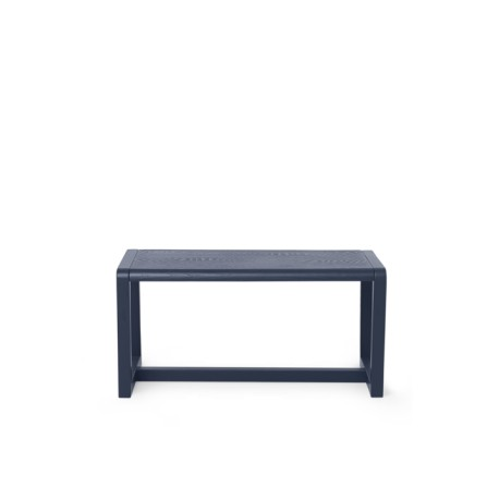 Little Architect bench - dark blue