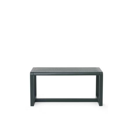 Little Architect bench - dark green