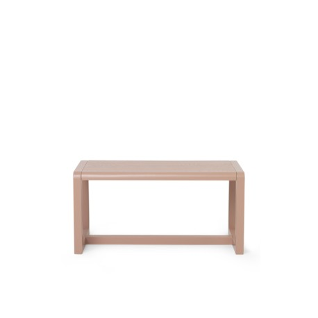 Little Architect bench - rose