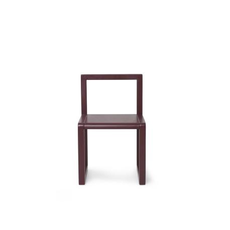 Little Architect chair - bordeaux