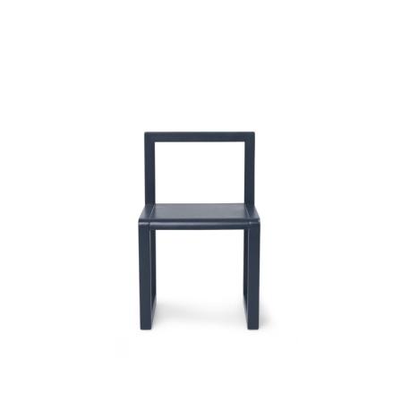 Little Architect chair - dark blue