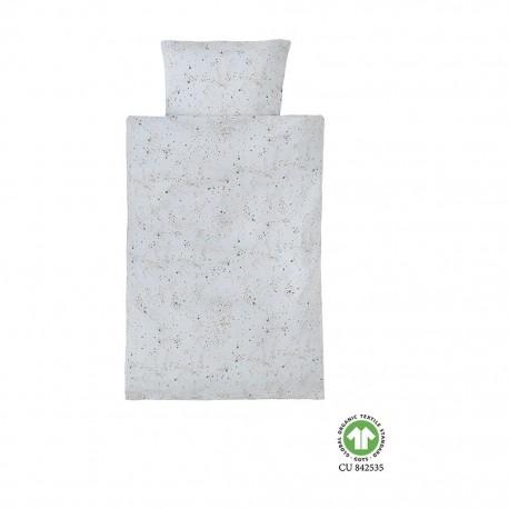 Bed Linen Single Mini Splash Ocean grey