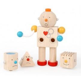 Build be robot