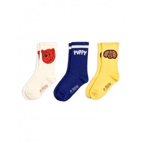 Dog Socks 3-pack