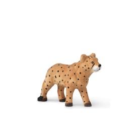 Animal Hand-Carved -Cheetah
