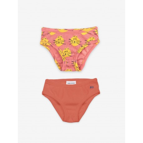 B.C and All Over Cat girl underwear