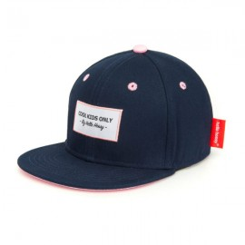 Mini Navy Blue Cap