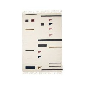 Kelim Rug Triangle- Medium