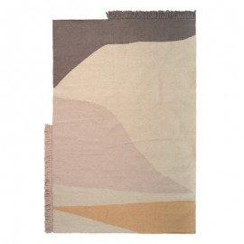Kelim Rug Earth- Medium
