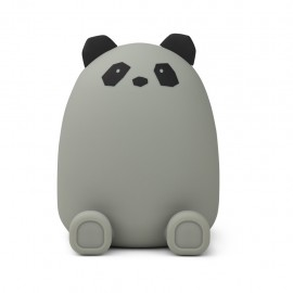 Palma money bank- panda dove blue