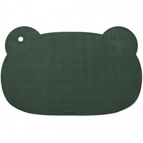 Sailor Bath Mat - Mr bear garden green