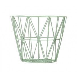 Wire Basket Mint - Small