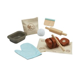 Wooden broadloaf set