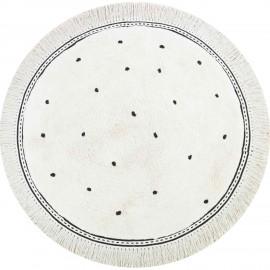 Rug Anna - dots cream