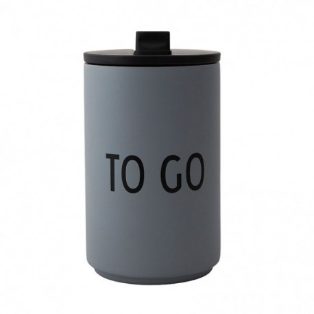 Thermo insulated cup - To Go