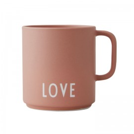 Favourite cup with handle LOVE
