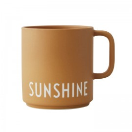 Favourite cup with handle SUNSHINE