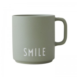 Favourite cup with handle SMILE