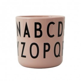 Eat & Learn ABC Cup Melamine - nude