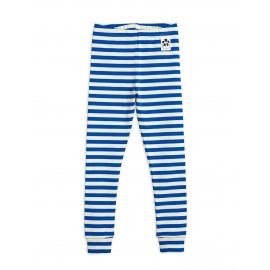 Stripe Ribbed leggings
