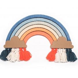 DIY Rainbow - vintage