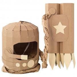 DIY Costume - Astronaut