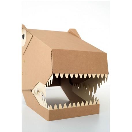 DIY Costume - T - Rex