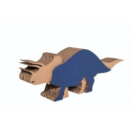 DIY Animal Figure - Triceratops