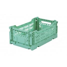 Aykasa folding crate - mini mint