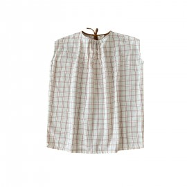 Coco dress - rustic check