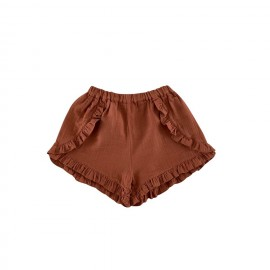 Bella shorts - toffee