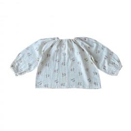 Liilu blouse - summer blossom