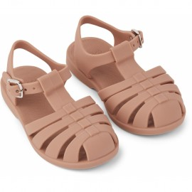 Bre sandals - Tuscany rose