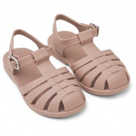 Bre sandals - Dark rose