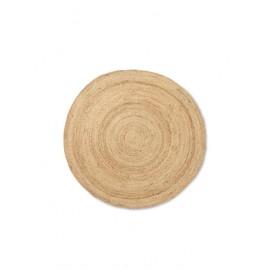Eternal Round Jute rug - large/natural