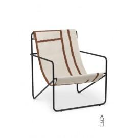 Desert chair - black/shape
