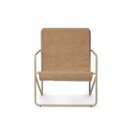Desert chair KIDS - cashmere/solid