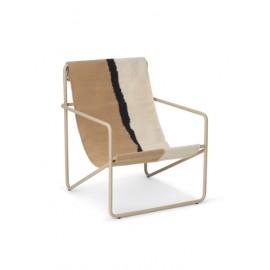 Desert chair KIDS - cashmere/soil