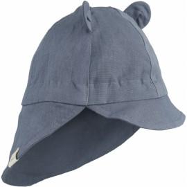 Eric sun hat- Blue wave