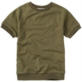 T-shirt sage green