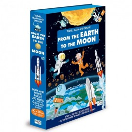 Travel, Learn and Explore From the Earth to the Moon