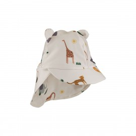 Senia swim hat- Safari