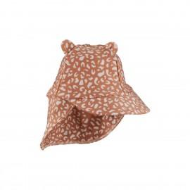 Senia swim hat- mini leo tuscany rose