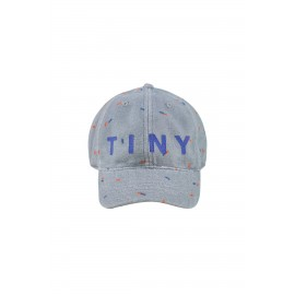 Tiny sticks cap - summer grey